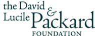 packard stacked logo green